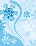 Winter Background. Exquisite Series of Winter Backgrounds. Check my portfolio for much more of this series as well as thousands of similar and other great vector Stock Photos