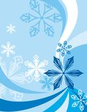 Winter Background. Exquisite Series of Winter Backgrounds. Check my portfolio for much more of this series as well as thousands of similar and other great vector Royalty Free Stock Photos