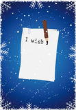 Winter background. Royalty Free Stock Images