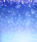 Winter background Royalty Free Stock Photos