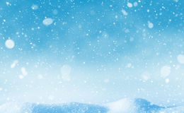 Winter background. Stock Photos