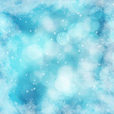 Winter background Graphics winter snow frost projectsspace text Stock Photos