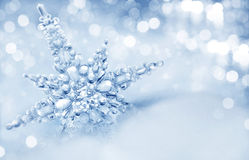 Winter background Royalty Free Stock Photography