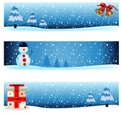 Winter background 3 Royalty Free Stock Photography