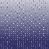 Winter background. Of tiny snowflakes in the violet color Royalty Free Stock Photos
