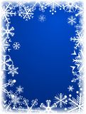 Winter background. [Vector] Stock Photography