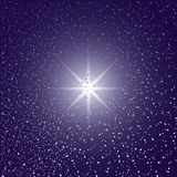 Winter background. Royalty Free Stock Image
