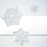 Winter background. Stock Image