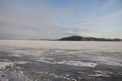 Winter Baikal Royalty Free Stock Photography