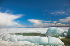 Winter Baikal Royalty Free Stock Image