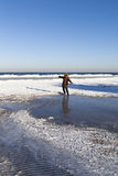 Winter at Baltic coast. Stock Image