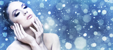 Winter Beauty. Royalty Free Stock Photo