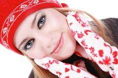 Winter beauty Royalty Free Stock Photography