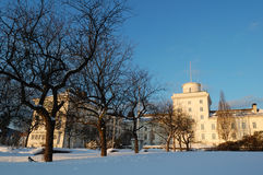 Winter, Bergen Lizenzfreie Stockfotos