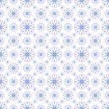 Winter blüht nahtlosen Hintergrund Lizenzfreies Stockfoto