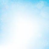 Winter bokeh background for christmas,. Illustration Stock Images