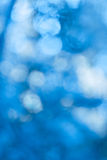 Winter bokeh Royalty Free Stock Image