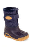 Winter boot Stock Image