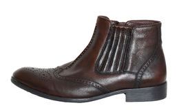 Winter boot Stock Image