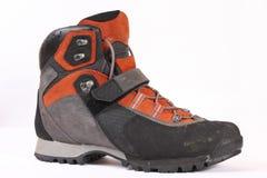 Winter boot Stock Photo