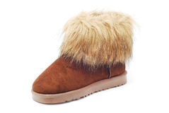 Winter boot Stock Photography