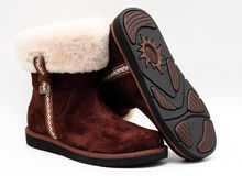 Winter boots Royalty Free Stock Photography