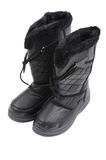 Winter boots Royalty Free Stock Images
