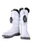Winter Boots Stock Images