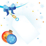 Winter_bow Royalty Free Stock Images