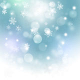 Winter Bright Background Royalty Free Stock Image