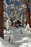 Winter Cabiin Royalty Free Stock Photo