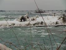 Niagara Falls, Ontatio, Canada Chritmas Tree royalty free stock photo