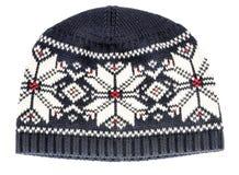 Winter cap Stock Image