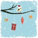 Winter card Royalty Free Stock Photos
