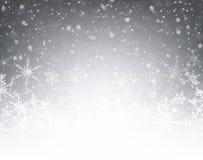 Winter card Stock Image