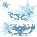 Winter carnival Royalty Free Stock Photography