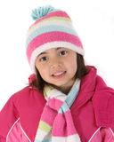 Winter child Royalty Free Stock Photos