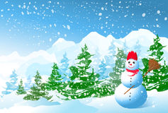 Winter Christmas Stock Images