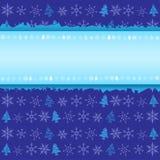 Winter Christmas background. A vector illustration of winter Christmas background Royalty Free Stock Photos