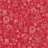 Winter christmas background Royalty Free Stock Images