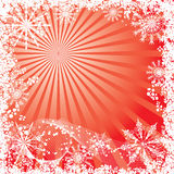 Winter, christmas background, vector Royalty Free Stock Image