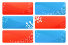 Winter and Christmas backgrounds Royalty Free Stock Image