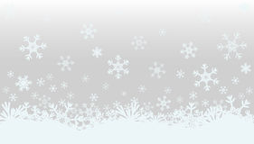 Winter Christmas banner Royalty Free Stock Photos