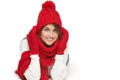 Winter, christmas, holidays concept Stock Photos