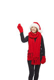 Winter, christmas, holidays concept Stock Photography