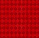 Winter Christmas x-mas knit seamless background Knitted pattern. Flat design. Stock Photography
