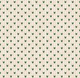 Winter Christmas x-mas knitted seamless abstract background pattern with dots Stock Images