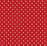 Winter Christmas x-mas knitted seamless abstract background pattern with dots Stock Image