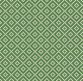 Winter Scandinavian Christmas x-mas knitted seamless abstract background pattern. Winter Christmas x-mas knitted seamless abstract background pattern. Knitted royalty free illustration