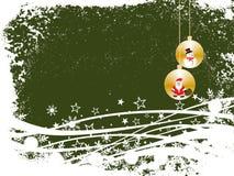 Winter / christmas scene Stock Image